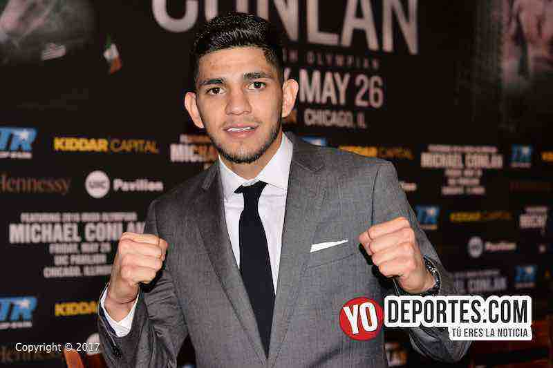 "Alex ""El Cholo"" Saucedo busca seguir invicto con Top Rank"