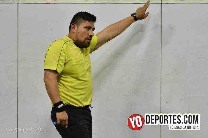Arbitro Gio Gonzalez-Social Peru-Allende Taconazo-Chitown Futbol