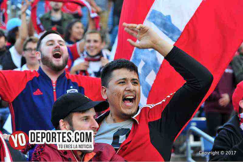 Chicago Fire 2-1 Dallas-sector latino porra