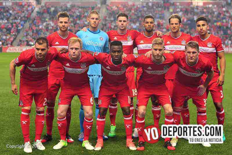 Chicago Fire 4-1 Seattle Sounders