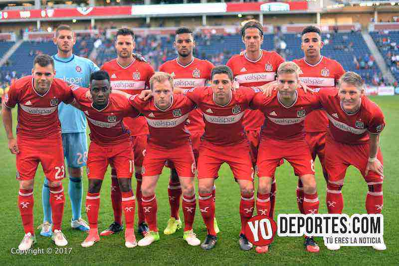 Chicago Fire rumbo a la copa Lamar Hunt U.S. Open Cup