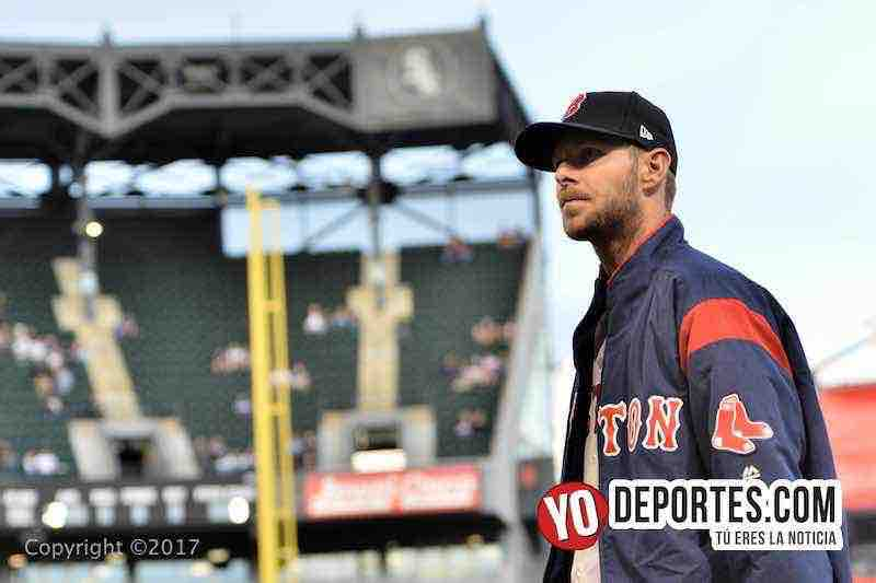 Chris Sale returns to Chicago White Sox-Boston Red Sox