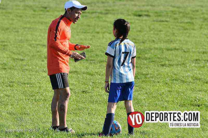 Coach-Tuzos Chicago Soccer Academy