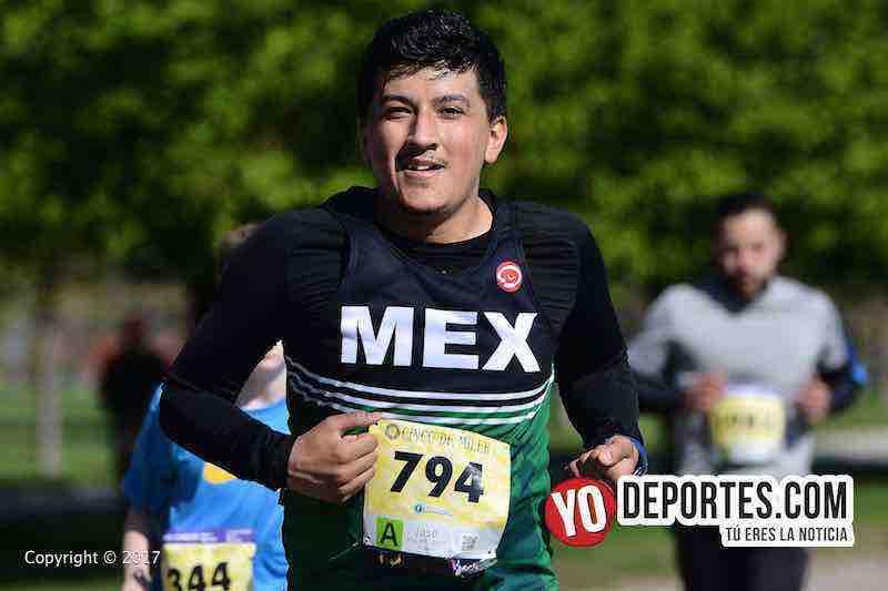 Jose Montes-5 de Miler 2017