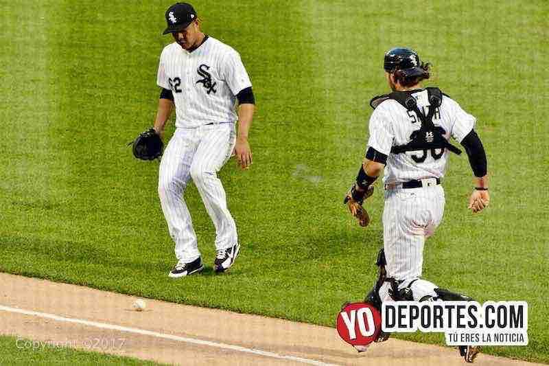 Jose Quintana-Kevan Smith-Chicago White Sox-Boston Red Sox