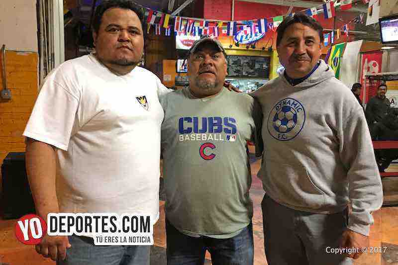 Jose Torres-Martin Lemus-Jose Moreno-Fire Evolution-Dynamic FC-Mundi Soccer League