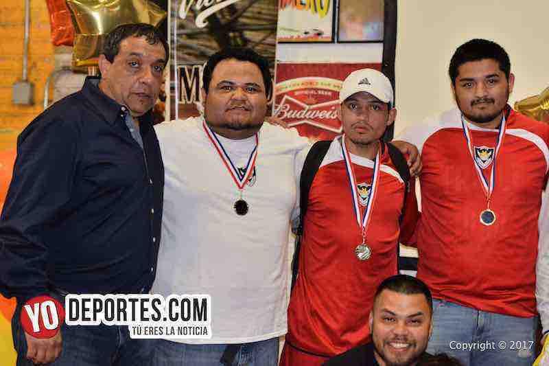 Fire Evolution arrebata final al Dynamic FC en Mundi Soccer League