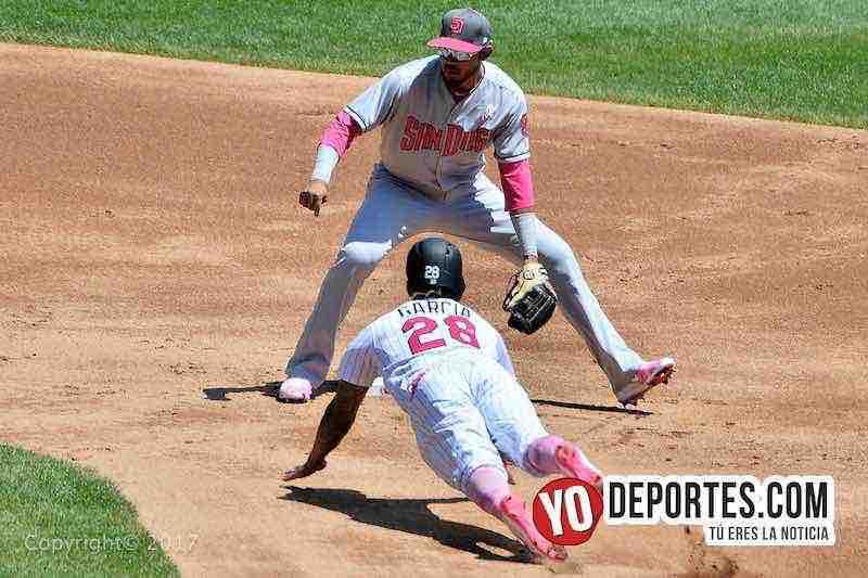 Leury Garcia-White Sox-San Diego Padres