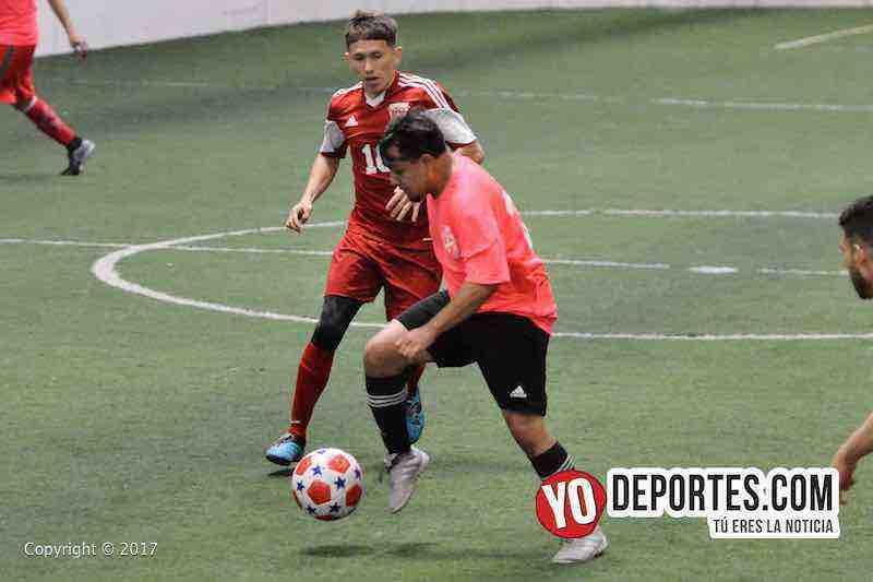 Los Merengues-Estrella Roja-Chitown Futbol-final