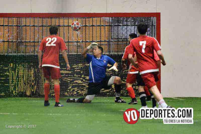 Los Merengues-Estrella Roja-Chitown Futbol-finales sabado