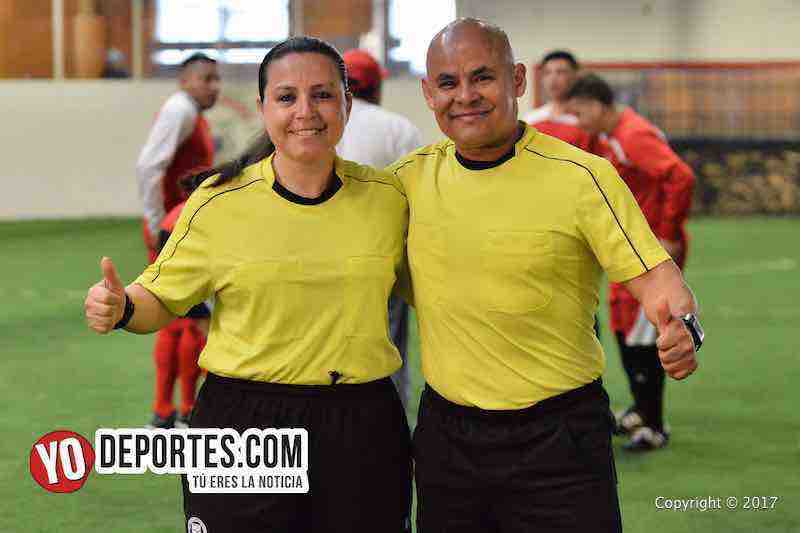 Lucy Montano-Diego Rivera-Fire Evolution-Dynamic FC-Final-Mundi Soccer League
