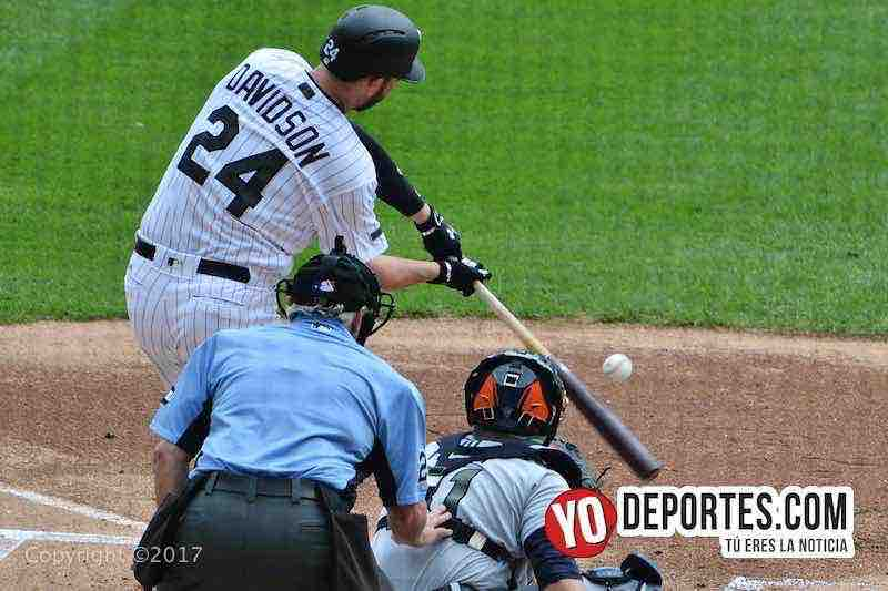 Matt Davidson-White Sox-Tigres Detroit