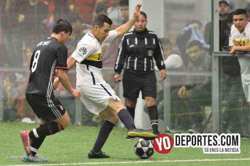 Milan-Iguala-Liga Douglas final-mayor