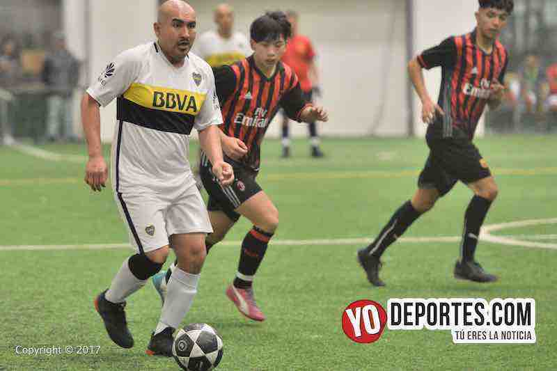 Milan-Iguala-Liga Douglas final mayor