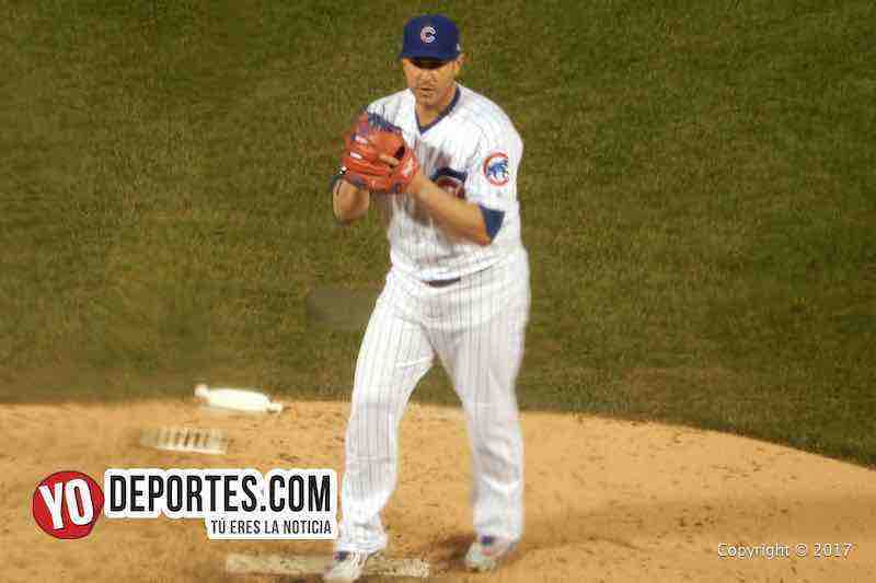 Pitcher-Miguel Montero-Chicago Cubs-Yankees