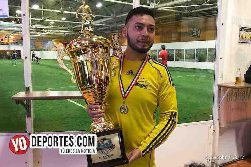 Portero Alex Perez-Fire Evolution-Dynamic FC-Final-Mundi Soccer League