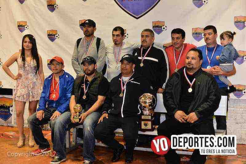 Social Peru-Allende Taconazo-Chitown Futbol finales