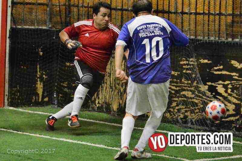 Social Peru-Allende Taconazo-Chitown Futbol-gol-veteranos