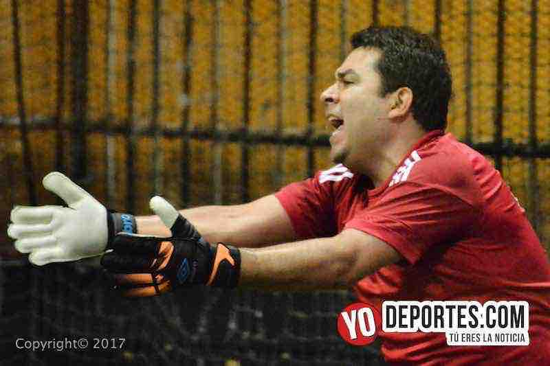 Social Peru-Allende Taconazo-Chitown Futbol-veteranos-portero