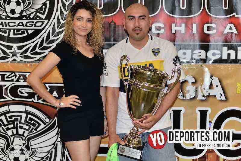 Subcampeon-Iguala-Liga Douglas final