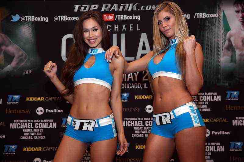 Top Rank models-weight