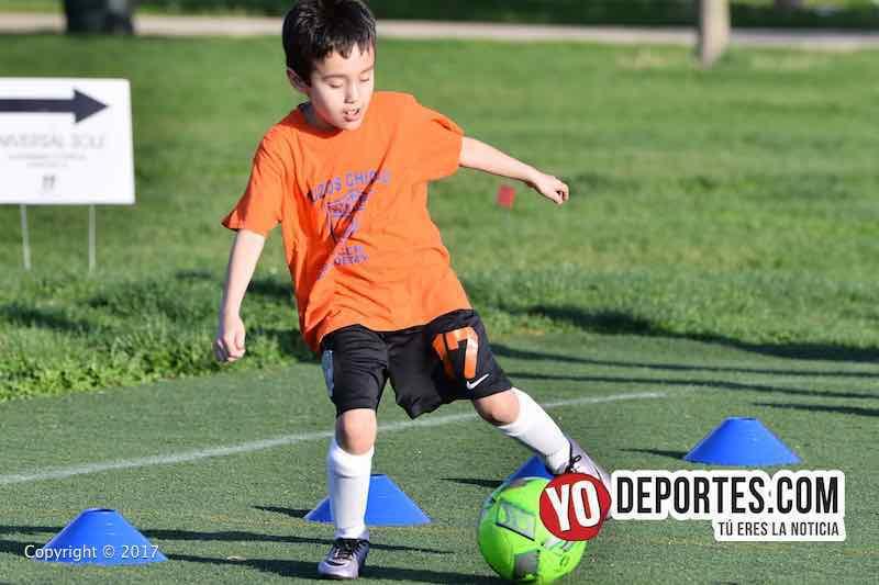 Tuzos Chicago Soccer Academy-jesus chucho estrada