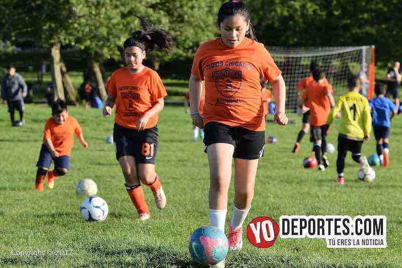 Tuzos Chicago Soccer Academy-jesus estrada
