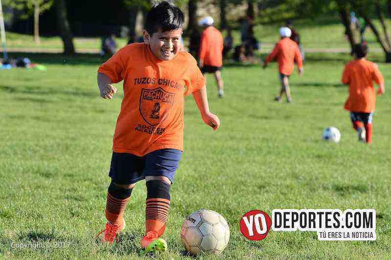 Tuzos Chicago Soccer Academy-practicas