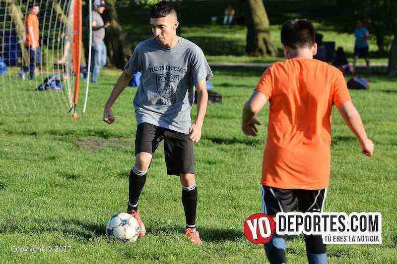 Tuzos Soccer Academy-Jesus Estrada-Chicago