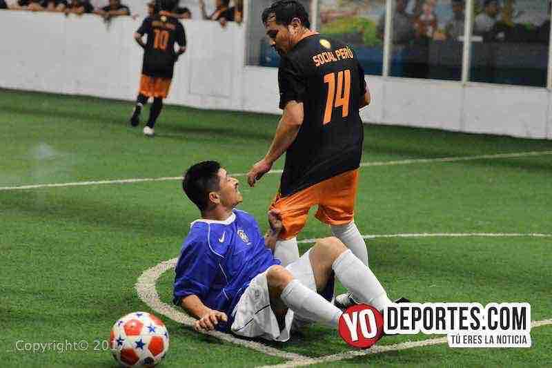 VeteranosSocial Peru-Allende Taconazo-Chitown Futbol
