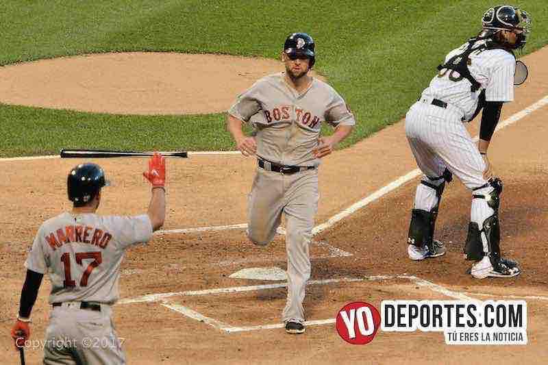 White Sox-Boston Red Sox