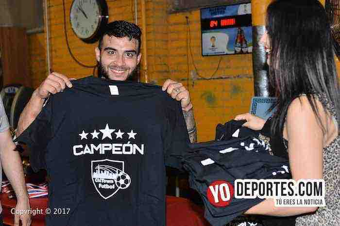 Back of the Yards-Pumas-Chitown Futbol campeones