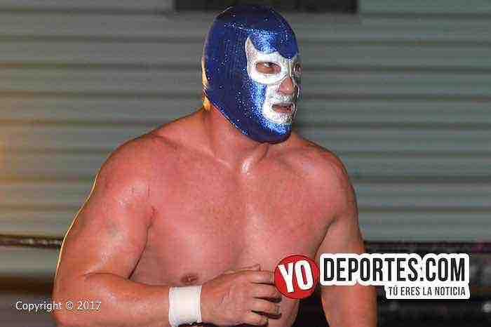 Blue Demon viene al Cicero Stadium el 18 de junio