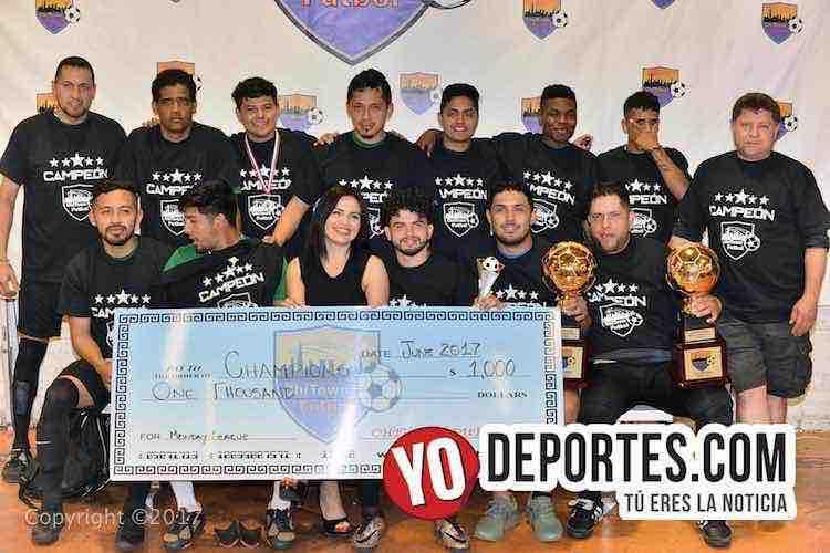 CD Vagos empieza la semana como campeón de Chitown Futbol