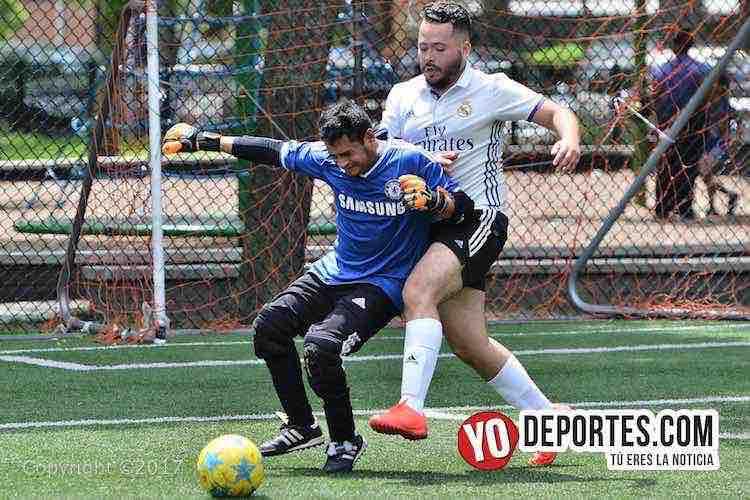 Fernando Ramos portero-Champions League-Illinois International Soccer