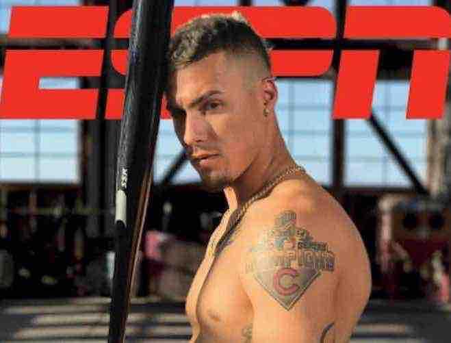 Javier Baez se desnuda para ESPN y lo volvería a hacer