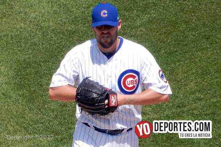 John Lackey-Chicago Cubs-Cardenales