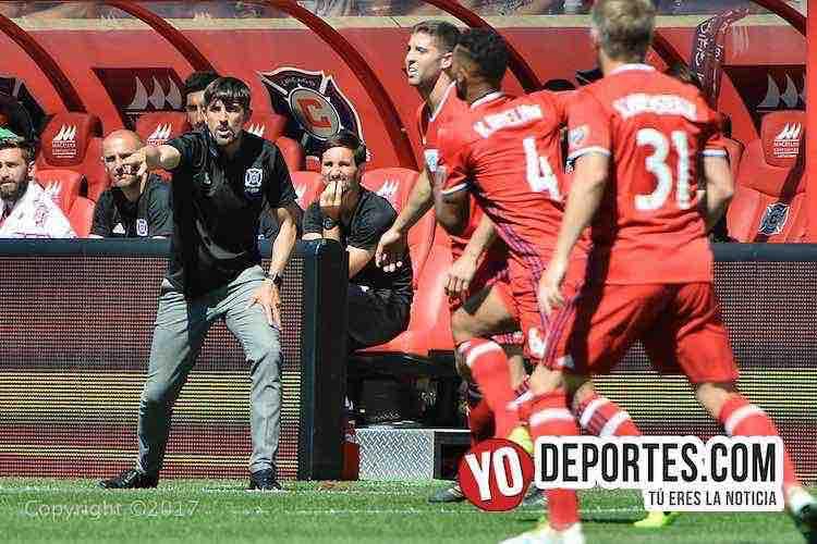Veljko Paunovic le gana duelo al Atlanta United FC del Tata Martino