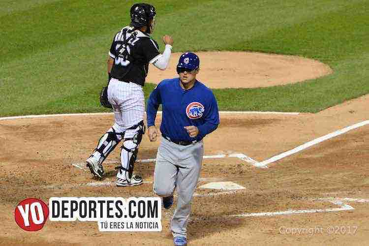 Anthony Rizzo-White Sox-Cubs-Crosstown
