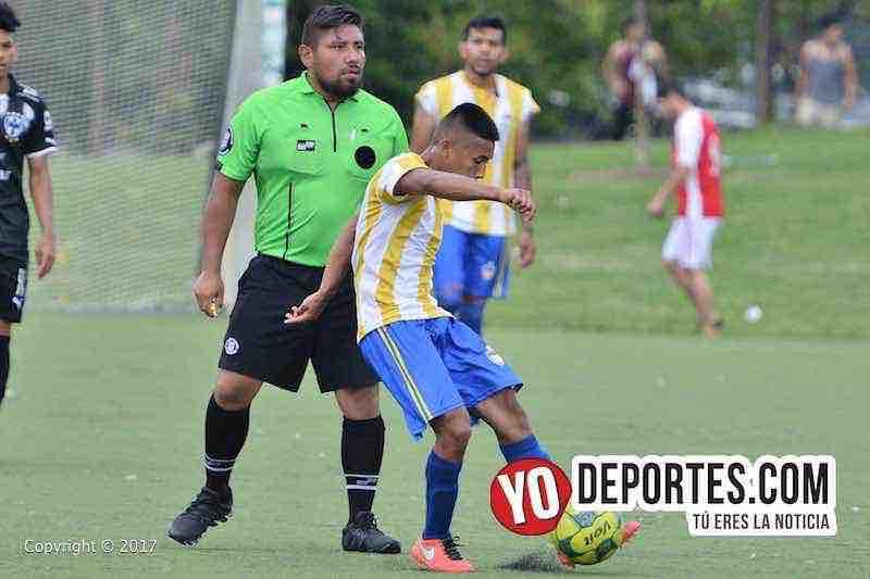 Arbitro Gio Gonzalez-Deportivo Oro-Hidalgo Veracruz-Liga Douglas