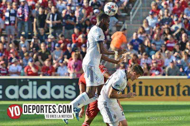 Chicago Fire-Vancouver White Caps-MLS