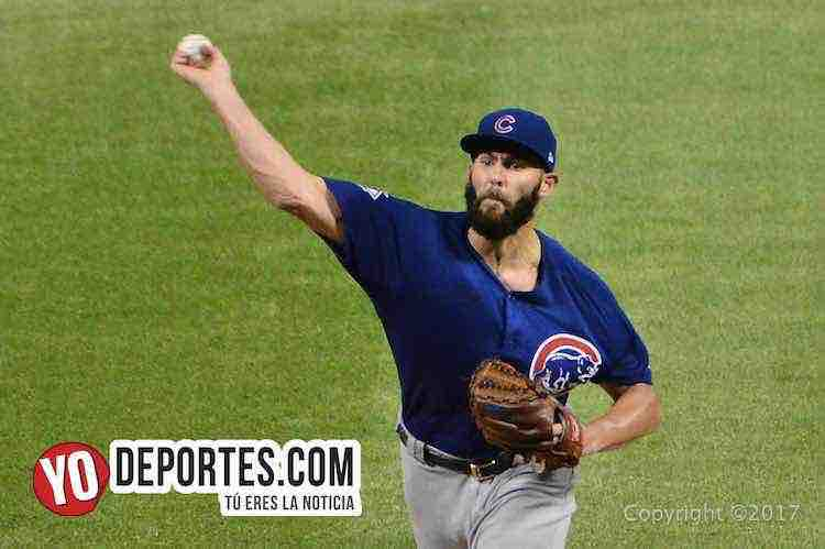 Jake Arrieta-White Sox-Cubs-Cachorros-Crosstown Cup