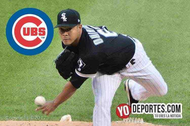 José Quintana a los Cachorros de Chicago