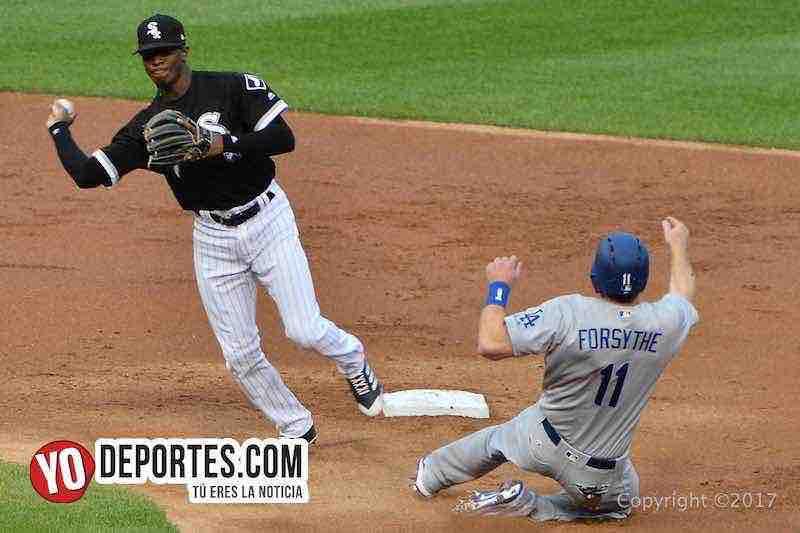 Medias Blancas-White Sox-Dodgers