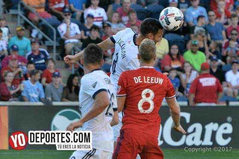 Michael De Leeuw-Chicago Fire-Vancouver White Caps