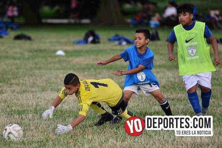 Portero-Tuzos Chicago Soccer Academy