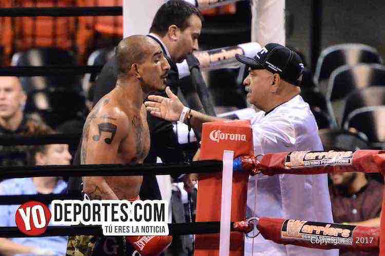 Ramiro Carrillo-Antonio Canas-Warriors Boxing-George Hernandez