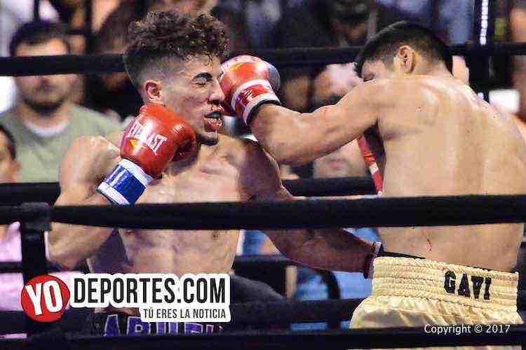 Revancha-Josh Hernandez-Gavino Guaman-Warriors Boxing