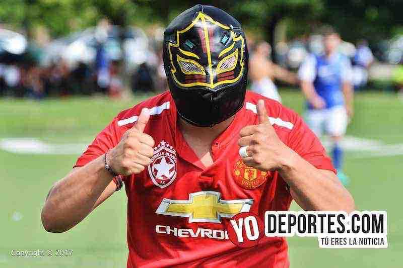 Chitiva el goleador enmascarado está de regreso con Estrella Blanca