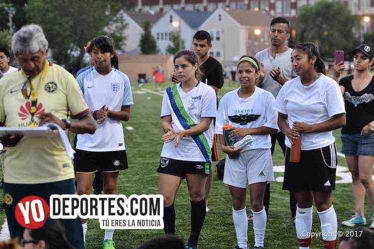 Cinco jugadoras de Chicago pasan visorias y van al América